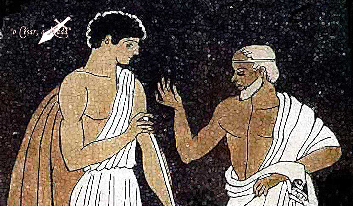Who is odysseus mentor in the odyssey