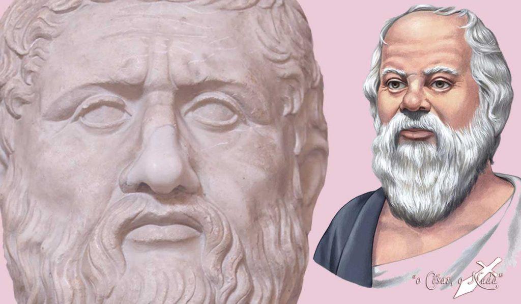 Platon Socrates - Curiosidades de la Historia