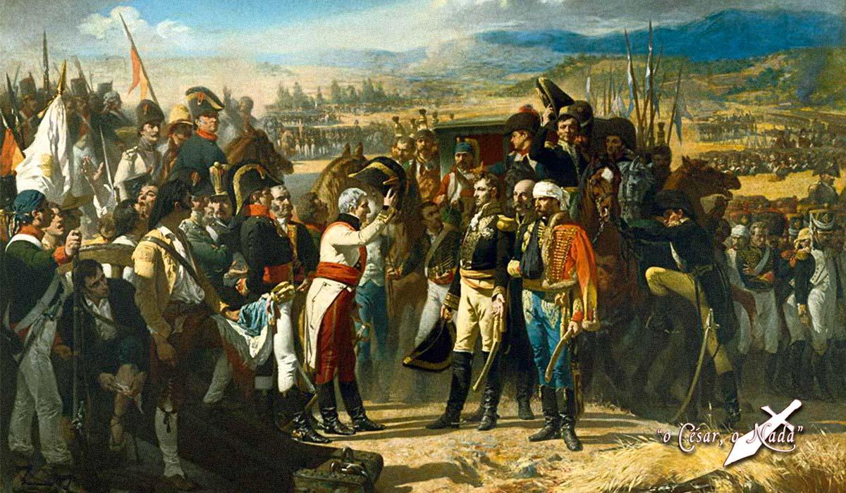 Bailén primera derrota de Napoleón