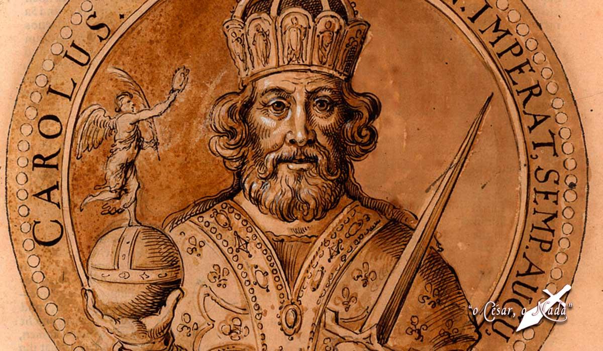 12 pares de francia Carlomagno - Curiosidades de la Historia