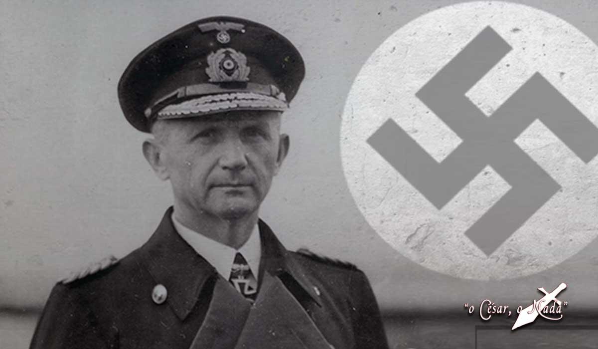 Karl Dönitz Furher Nazi
