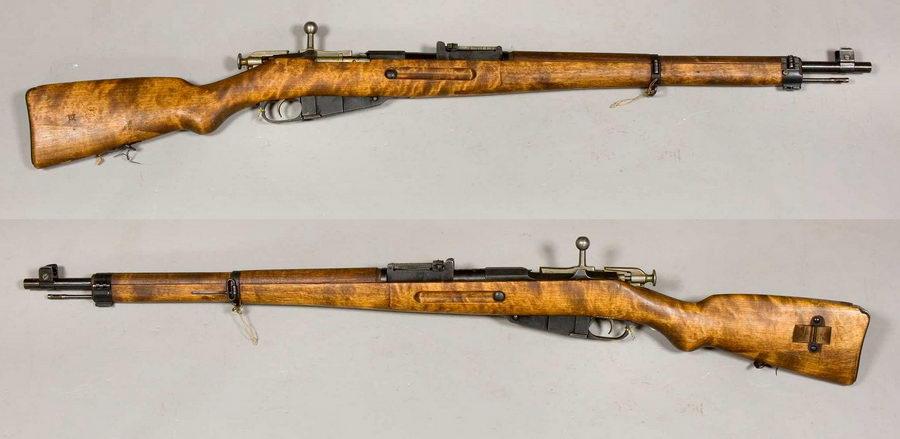 Rifle de Simo Hayha