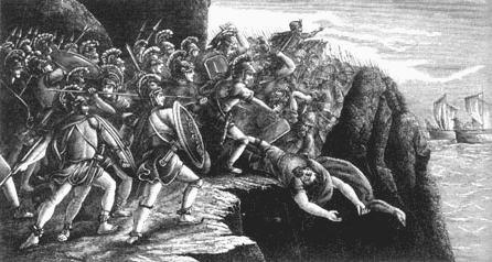 termopilas 300 espartanos leonidas - Curiosidades de la historia