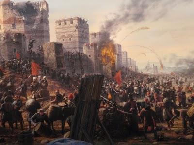 Caída de Constantinopla