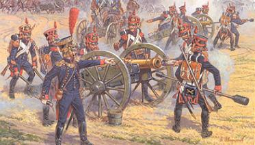 Cuerpos de Ejercito Napoleónico - Curiosidades de la Historia