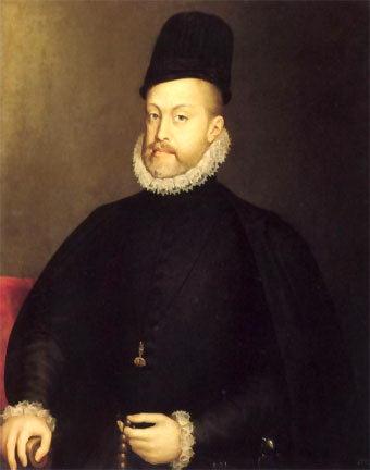 Felipe II - Curiosidades de la Historia