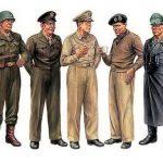 Generales segunda Guerra Mundial GM
