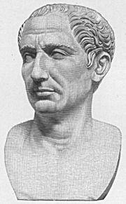 Cayo Julio César - Curiosidades de la Historia
