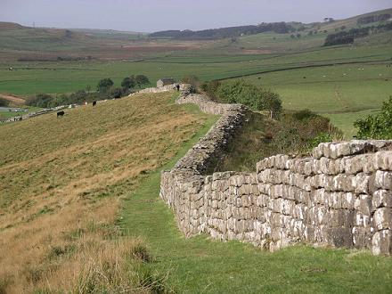 lime Muro de Adriano