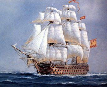 Santísima Trinidad el Escorial de los mares
