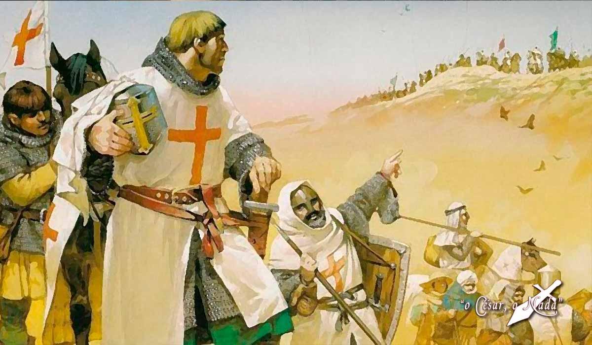 Origen de cruzadas