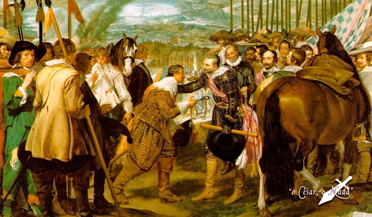 Rendición de Breda - Curiosidades de la Historia