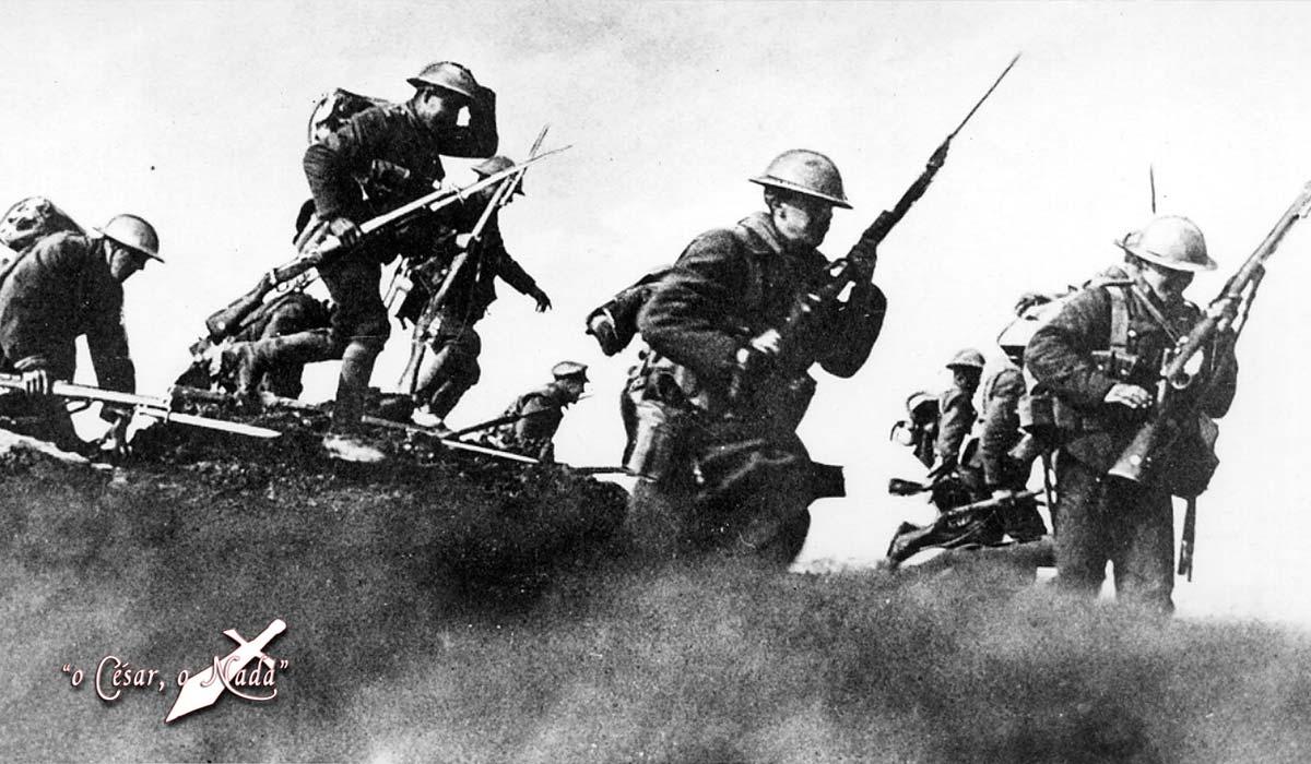 Primera Guerra Mundial 11 de noviembre a las 11