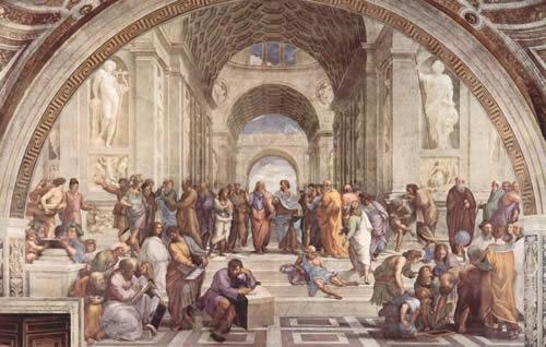 Academia de Platón en Atenas
