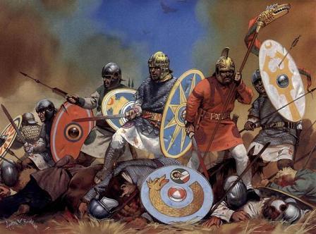 Batalla de Adrianopolis - Curiosidades de la Historia