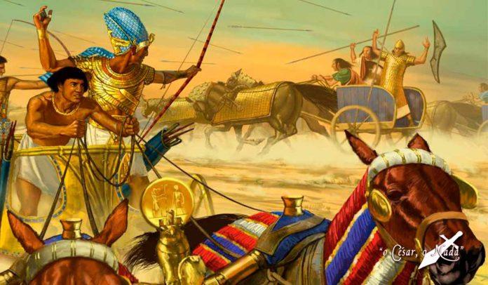 Batalla de Qadesh Ramsés II