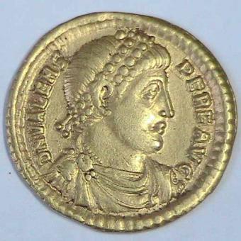 Emperador Valente, batalla de Adrianopolis
