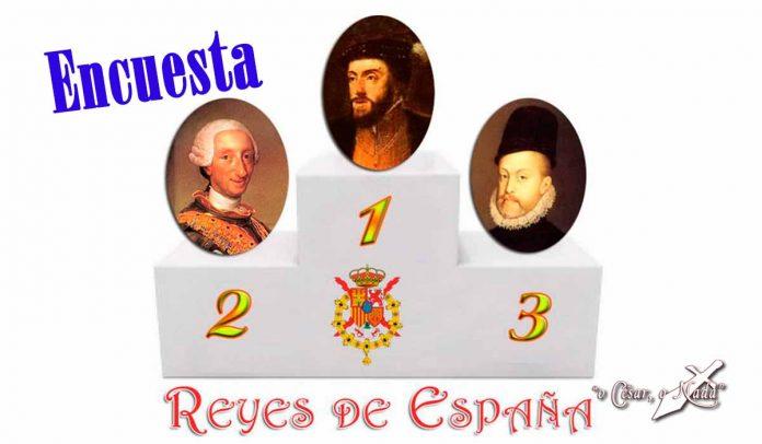 Encuesta Reyes de España