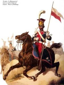 Lanceros polacos de la Guardia Imperial