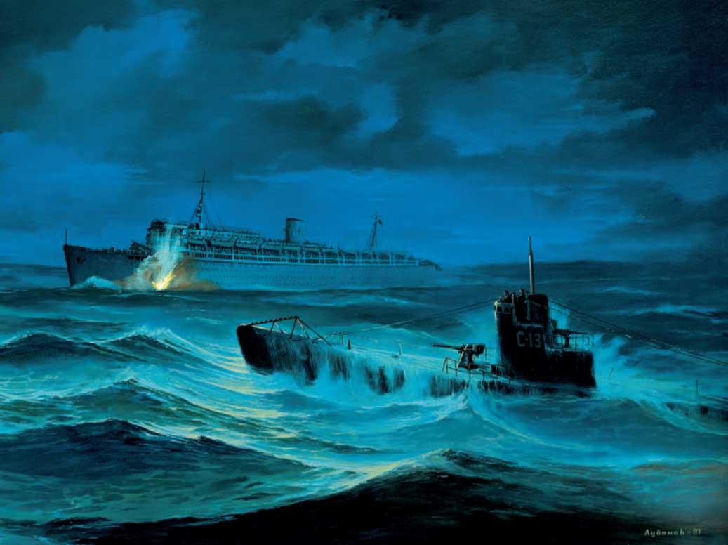 El mayor naufragio - Curiosidades de la Historia