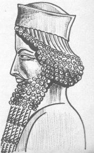 Dario I el grande Persia - Curiosidades de la Historia