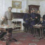 Rendicion de Lee ante Grant en Appomattox - Curiosidades de la Historia