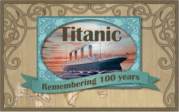 Infografia Titanic - Curiosidades de la Historia