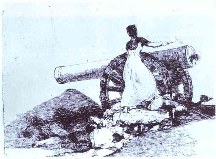 Agustina de Aragon,