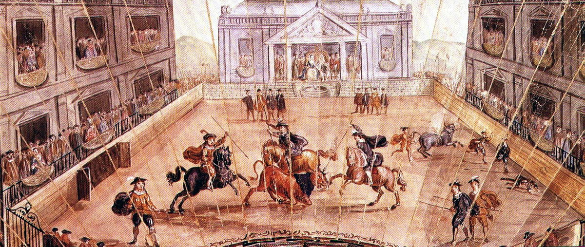 Toros en el Vaticano - Curiosidades de la Historia