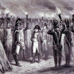 Antorchas ante Napoleón en Austerlitz - Curiosidades de la Historia