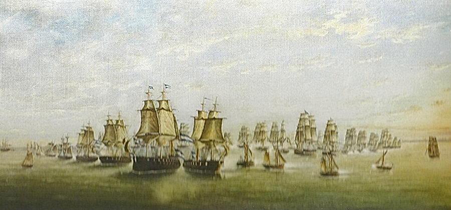 Combate de los Pozos - Curiosidades de la Historia