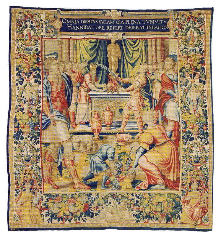 Ánibal, el juramento que cambiaría el mundo - Curiosidades de la Historia