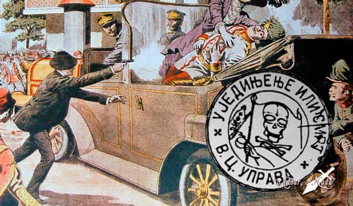 La Mano Negra primera guerra Mundial