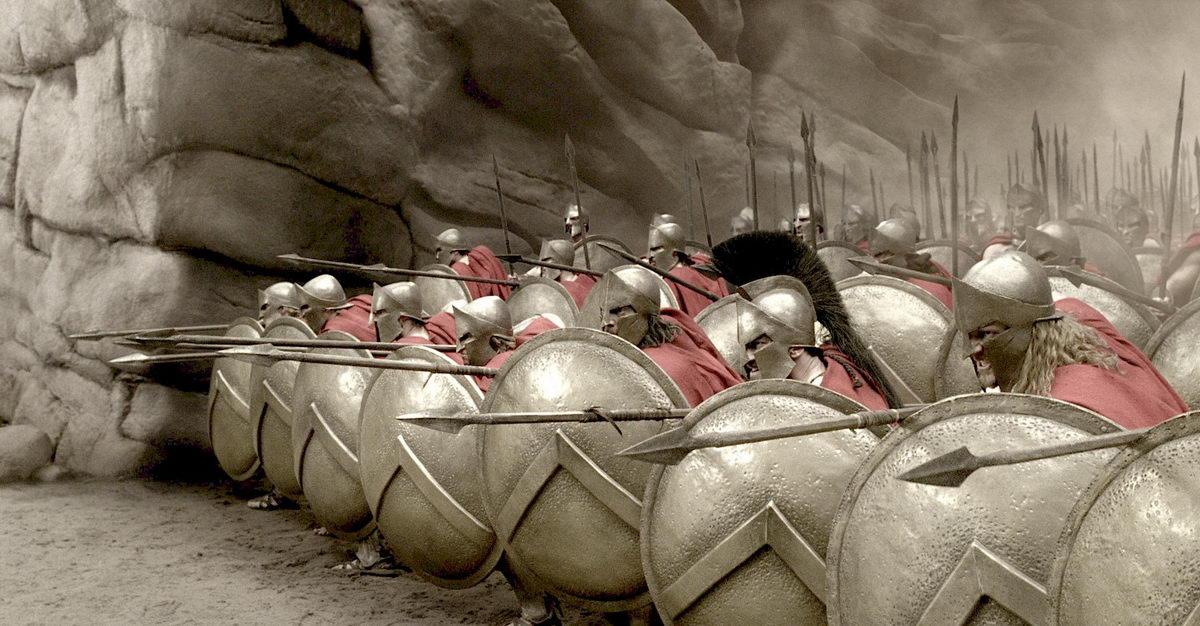 Hoplitas griegos - Curiosidades de la Historia