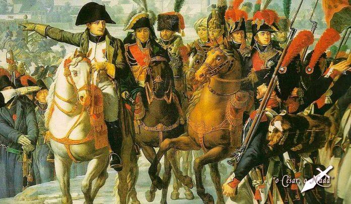 mariscales de napoleon