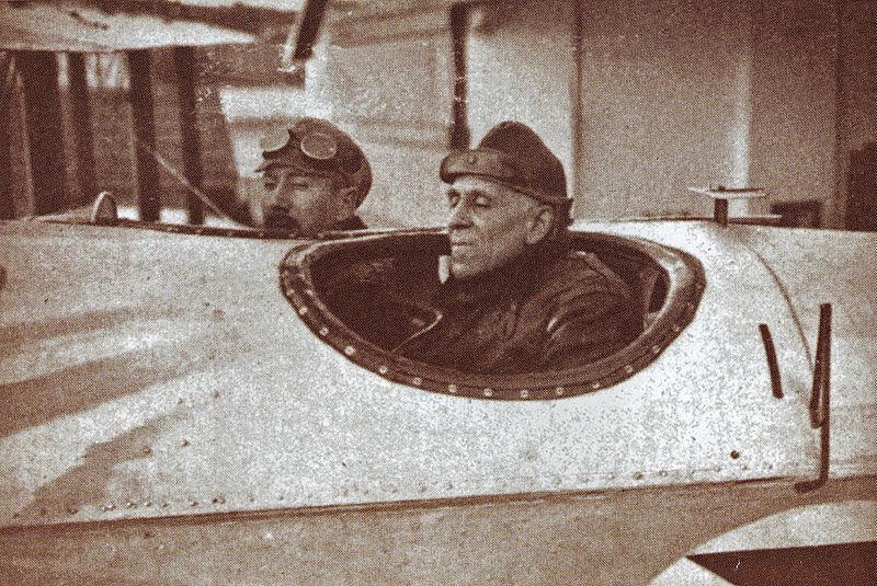 Gago Coutinho y Sacadura Cabral