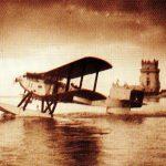 Gago Coutinho y Sacadura Cabral .hidroavión 'Lusitania' - Curiosidades de la Historia
