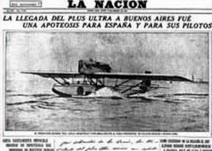 Gago Coutinho y Sacadura Cabral en el Lusitania - Curiosidades de la Historia - Curiosidades de la Historia