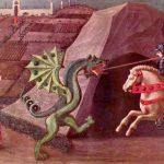 Mito de San Jorge - Curiosidades de la Historia