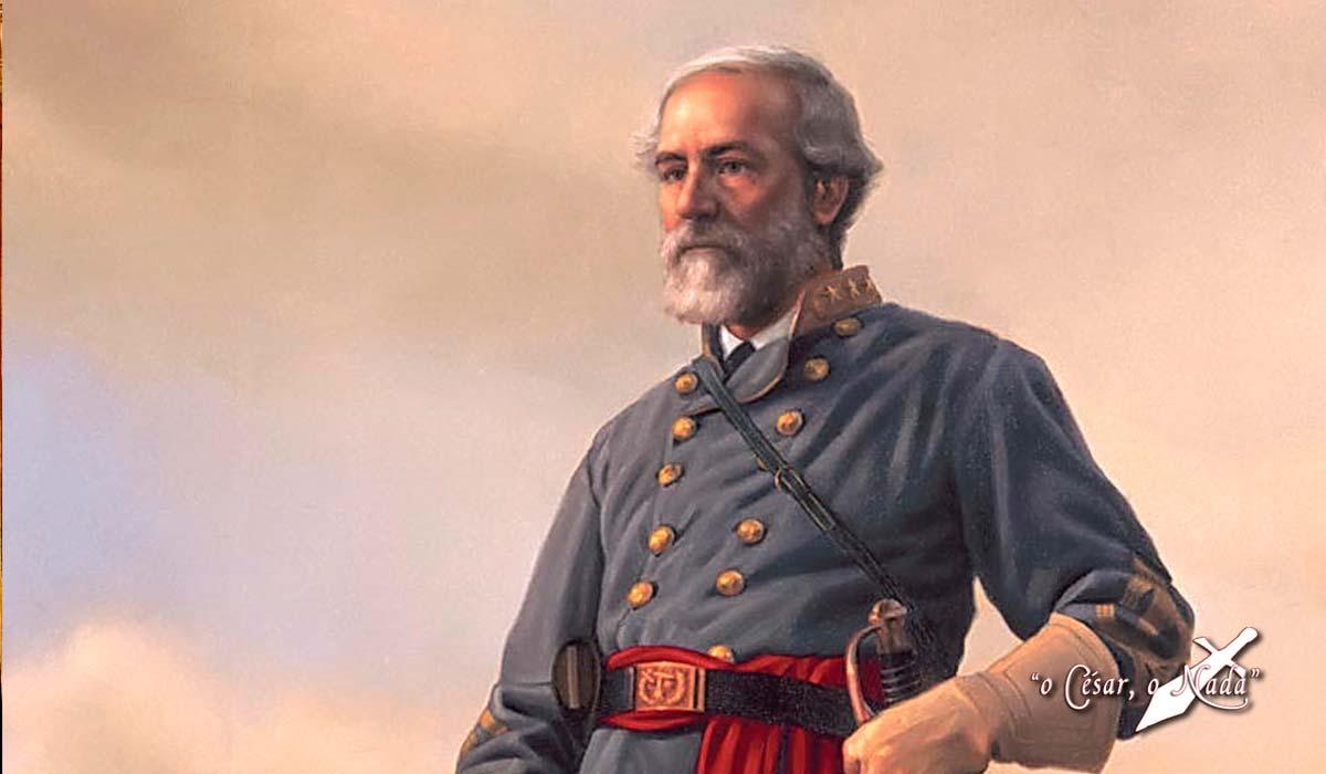 La despedida de Robert E. Lee
