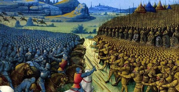 Batalla de Nicopolis - Curiosidades de la Historia