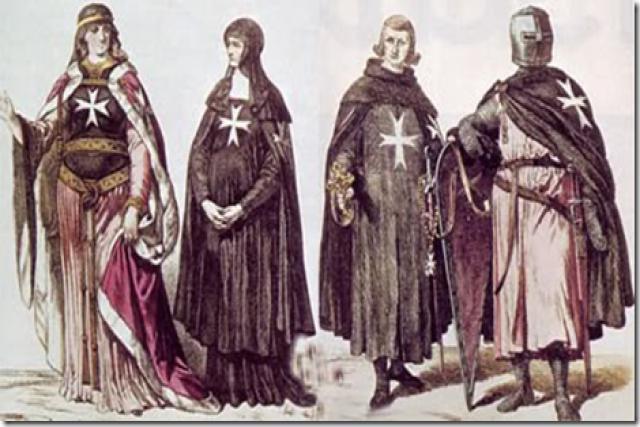 Caballeros de la Orden de Malta - Curiosidades de la Historia