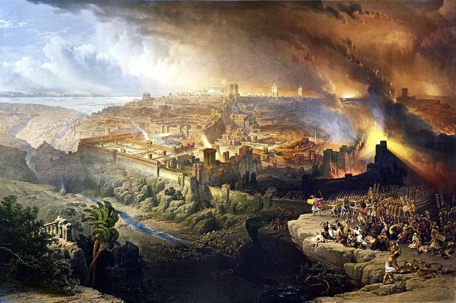 Tito y la Conquista de Jerusalem - Curiosidades de la Historia