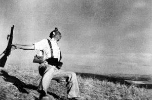 Robert Capa - Curiosidades de la Historia