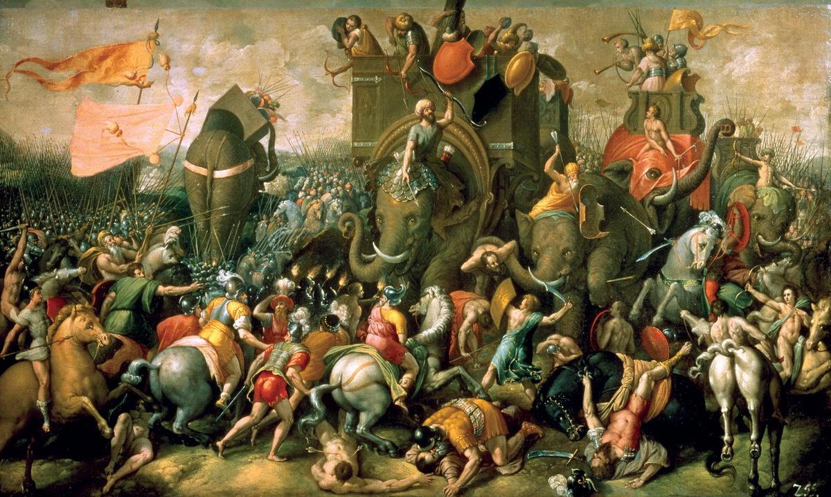 Guerras Punicas - Curiosidades de la Historia