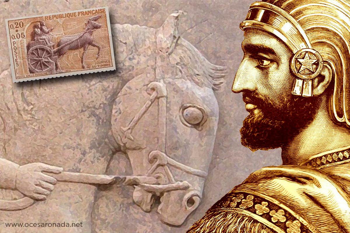 Servicio postal persa de Ciro II - Curiosidades de la Historia