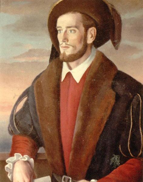 Andrés de Urdaneta - curiosidades de la Historia