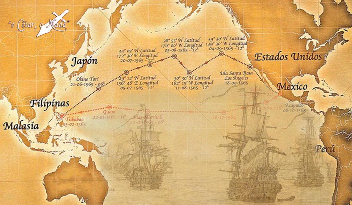 el galeon de manila - Curiosidades de la Historia