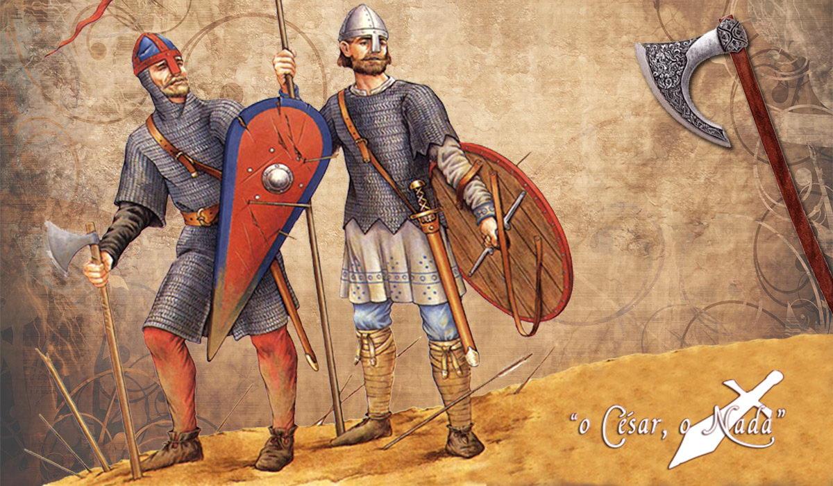 huscarles vikingos - Curiosidades de la Historia