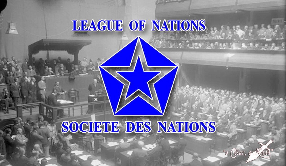 Sociedad de las Naciones - Curiosidades de la Historia